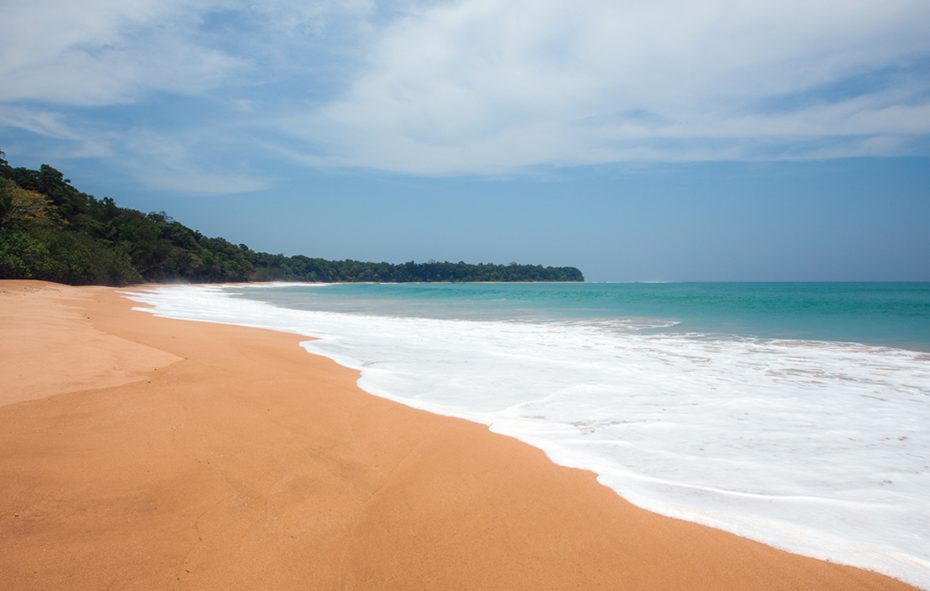 Butler Bay Beach in Little Andaman