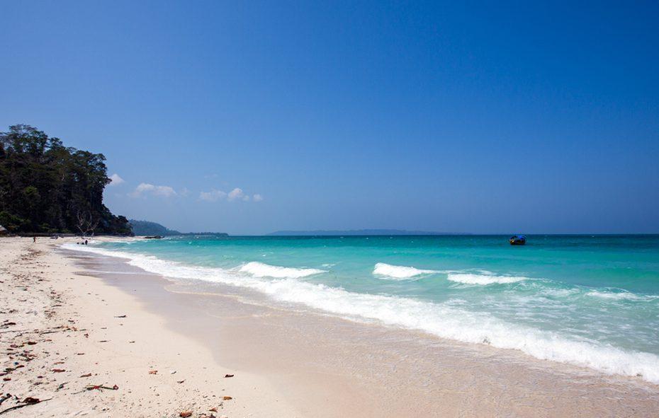 Kalapathar Beach at Havelock Island